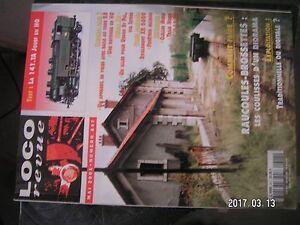 ** Loco Revue n°647 Vieille Rotonde PLM H0 / Wagons anciens de DPMR en H0
