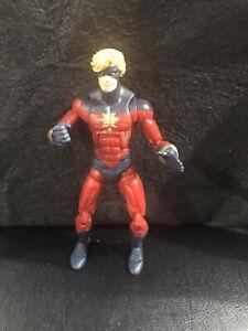 Marvel Legends Captain Marvel Modok BAF (Toybiz)Loose