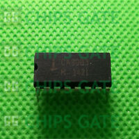 5PCS CA3083 Encapsulation:DIP-16