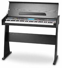 Pianoforte Digitale 61 Tasti 128 Voci 128 Stili Pianola Tastiera LCD Supporto