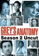 Grey's Anatomy Season 2 0786936700992 DVD Region 1