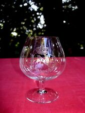 BACCARAT BRANDY GLASS VERRE COGNAC CRISTAL GRAVÉ NAPOLÉON EMPIRE COURONNE ROYALE