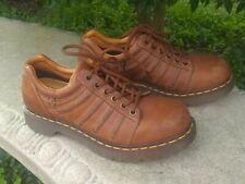 Women's Doc Martens England 12037 Brown Shoes Size US 7
