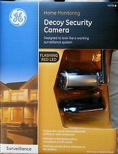GE Wireless Decoy Security Camera Outdoor / Indoor -Flashing Red Light - NIB