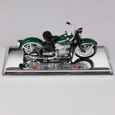 1936 EL Knucklehead Vintage Motorcycle Model Toy