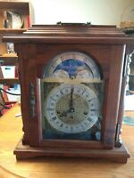 Emperor Westminster Chime Clock-Chime Needs some Repair and / Chimes properly