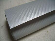 Film vynile carbone gris argent 3M DI NOC CA-418 20CM x 30CM