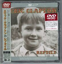 Sealed! ERIC CLAPTON Reptile JAPAN DVD-AUDIO WPAR-10022 Free S&H/P&P