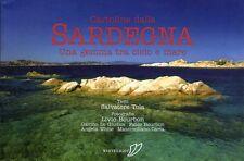 (DT) Cartoline dalla Sardegna Una gemma tra cielo e mare Ita Eng Tola Whitelight