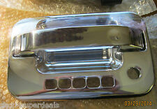 2004 - 08 FORD F150 2 Dr Chrome Full Door Handle Replacement TFP 409KEAC Keyless