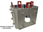 """12"""" Square Box Truss Ground Support Sleeve Block Fits Global F34 GT-BLOCK"""