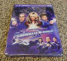 Galaxy Quest 20th Anniversary Bluray Steelbook New Tim Allen Sigourney Weaver