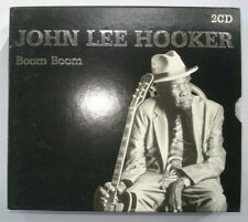 Blues - R&B - 2 x CD Box Set - John Lee Hooker - Boom Boom
