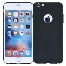 Apple iPhone 7 / 8 Plus Hülle Case Handy Cover Schutz Tasche Schutzhülle Schwarz