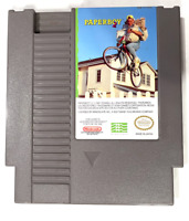 Paperboy 2 ORIGINAL NINTENDO NES GAME Tested + Working ++ AUTHENTIC! VG!