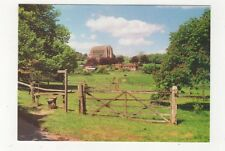 Lancing College Sussex Postcard 604a