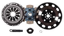 QSC Stage 3 Clutch kit Acura RSX Type-S Civic SI 2.0L 6 Speed + Forged Flywheel