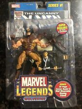 Marvel Legends Toybiz Series VI 5 Wolverine Figure X-men Xmen Logan