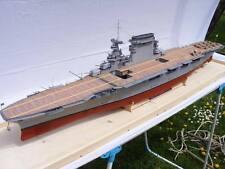1:200 USS Lexington (CV-2) Lady Lex Aircraft Carrier Handcraft Paper Model Kit