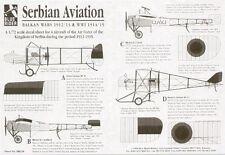 Blue Rider 1/72 Serbian Aviation 1912-15 # 228