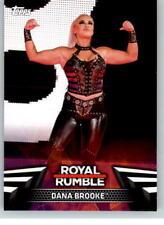 2018 WWE Women's Division Royal Rumble #8 Dana Brooke