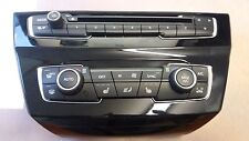 BMW X1 F48 Climate control unit / CD audio, radio control panel 9371460