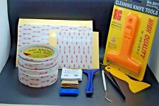 3M ™ VHB ™ RP25 conjunto de cinta de doble cara, 3 metros, almohadillas de preparación, herramientas, cinta Automotriz
