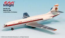 Inflight  Iberia Globe EC-BIA SE-210 1:500