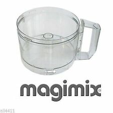 17306 Magimix Bowl for 4100 Clear Handle-in Heidelberg