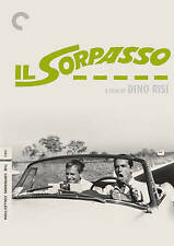 Il Sorpasso (DVD, 2014, 2-Disc Set, Criterion Collection)