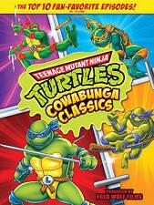Teenage Mutant Ninja Turtles: Cowabunga Classics (DVD, 2014)