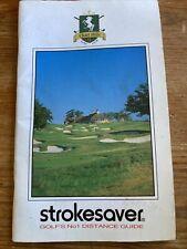 More details for chart hills golf stroke saver signed
