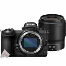 Nikon Z 7 Mirrorless Digital Camera with Nikon NIKKOR Z 50mm f/1.8 S Lens