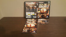 Far Cry 2 (PC, 2008) COMPLETE CAN VARIANT NO CD KEY