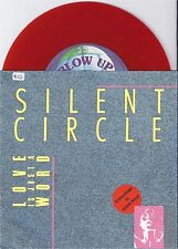 """Silent Circle, Love is just a word, VG++/EX 7"""" Single 0872-2"""