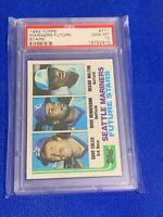 1982 Topps Seattle Mariners Future Stars RC #711 PSA 10 GEM MINT Rookie Card