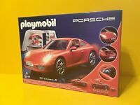 Porsche 911 Carrera S - Play Set by Playmobil (3911) New Sealed