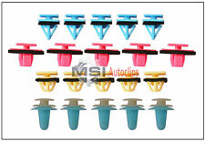 HYUNDAI - Selection of Bumper Door Panel and Side Moulding Trim Clips
