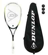Dunlop Biomimetic Ultimate Squash Racket + 3 Balls Rrp £190