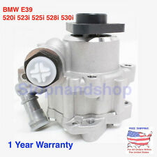 New Power Steering Pump For BMW E39 5 Series M52 M54 525i 528i 530i 520i 523i