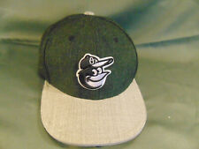 Baltimore Orioles baseball cap adjustable black gray Melonware team spirit fun