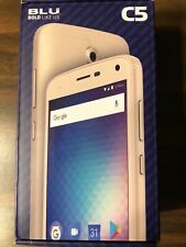BLU C5 Unlocked Smartphone, NEW In Box