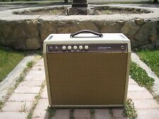 20 Watts CPC-20 Blonde Bassman with Tremolo Carl's Custom Amps!!! Video Demo