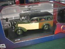 IXO / IST Models 160 - IFA F8 Kombi 1965 bicolor - 1:43 Made in China