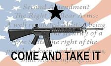 American Come And Take It 3X5 Flag #682 new banner sign wall Second Amendment