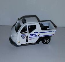 New Loose Matchbox White Meter Made Police Car NYPD from 5 Pack