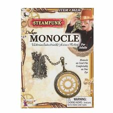 Victorian INDUSTRY style Steampunk Monocle-Hommes Femmes accessoire robe fantaisie