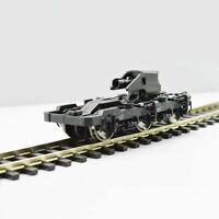 Train HO 1:87 Scale Hassis Bogie Model Undercarriage Accessories Building Kits