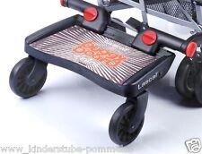 Lascal 2830 - Buggy Board Mini schwarz