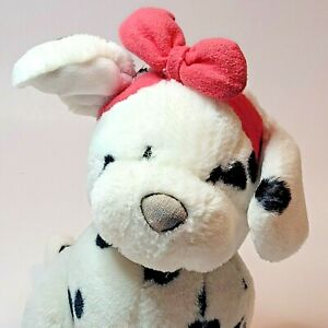 "Vintage 90's Sanrio ~Spottie Dottie Plush~ Dalmatian Puppy 7.5""  Hello Kitty"